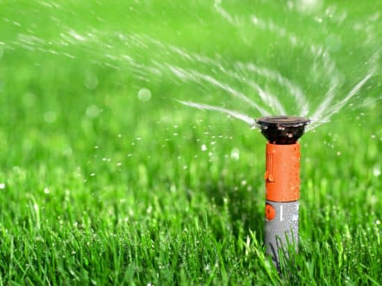 Best Lawn Sprinkler
