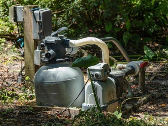 External Pond Filter